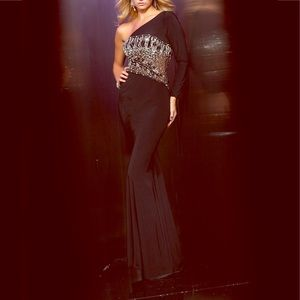 Xcite black dress